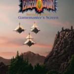 Earthdawn Gamemaster's Screen